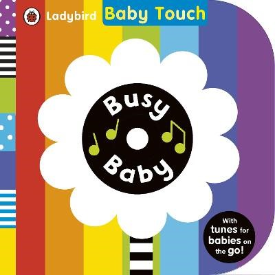 Baby Touch: Busy Baby book and audio CD - pr_127602