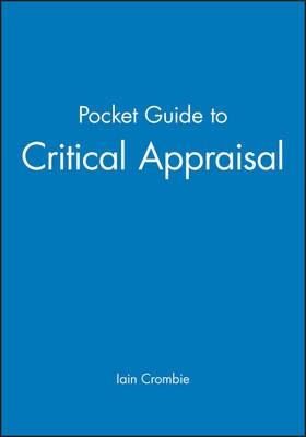 Pocket Guide to Critical Appraisal - pr_303810