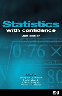 Statistics with Confidence -