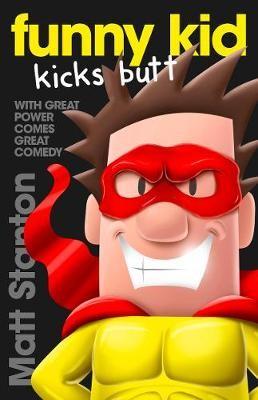 Funny Kid Kicks Butt (Funny Kid, #6) -