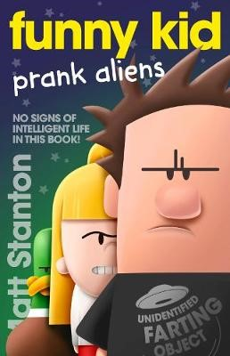 Funny Kid Prank Aliens (Funny Kid, #9) -