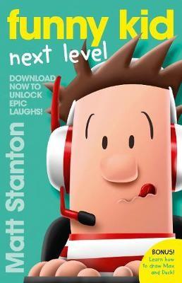 Funny Kid Next Level: A Funny Kid Novella -