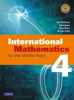 International Mathematics for the Middle Years 4 - pr_417587
