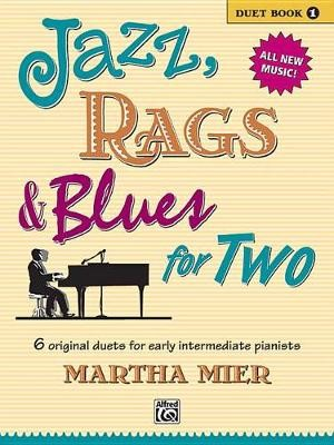 Jazz, Rags & Blues for 2 Book 1 -