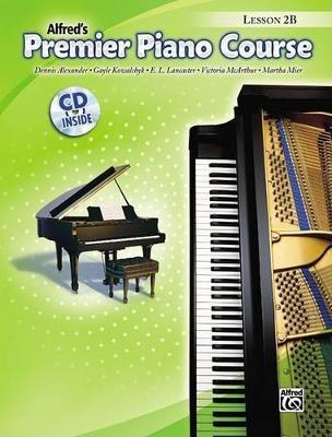 Premier Piano Course Lesson Book, Bk 2b - pr_17425