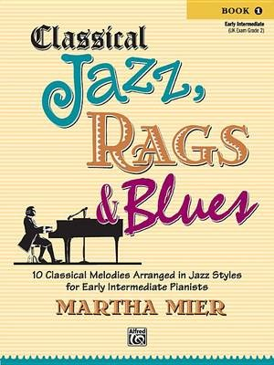 Classical Jazz, Rags & Blues 1 - pr_218301