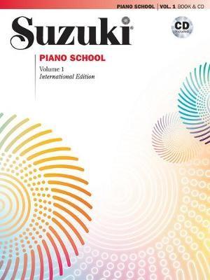 Suzuki Piano School 1 + CD - pr_218837