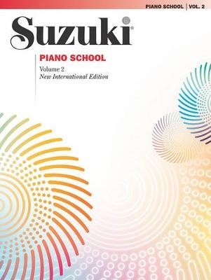 Suzuki Piano School New INT. Ed. Piano Book Vol. 2 -