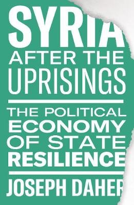 Syria after the Uprisings -