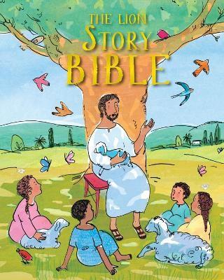 The Lion Story Bible - pr_287662