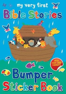 My Very First Bible Stories Bumper Sticker Book - pr_287668