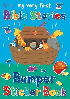 My Very First Bible Stories Bumper Sticker Book -