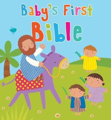 Baby's First Bible - pr_287502