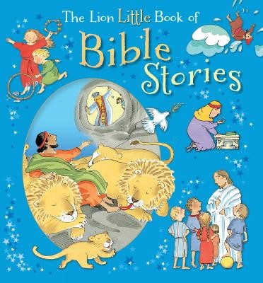 The Lion Little Book of Bible Stories - pr_287631