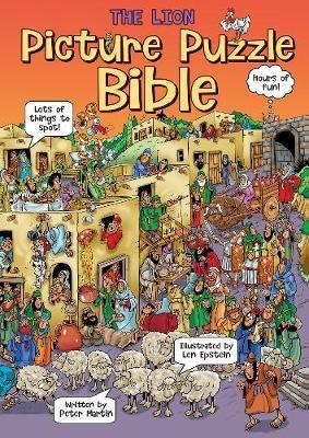 The Lion Picture Puzzle Bible -