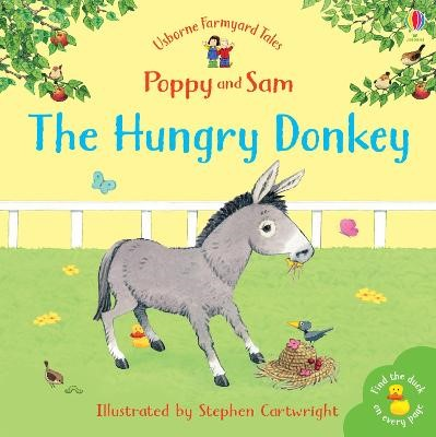 The Hungry Donkey -
