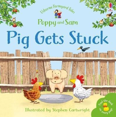 Farmyard Tales Stories Pig Gets Stuck -