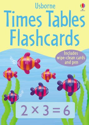 Times Tables Flashcards - pr_303702