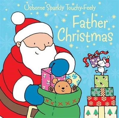 Father Christmas Sparkly Touchy-Feely - pr_272181