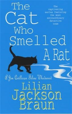 The Cat Who Smelled a Rat (The Cat Who... Mysteries, Book 23) -