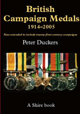 British Campaign Medals, 1914-2005 -