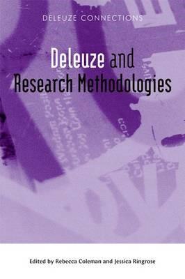 Deleuze and Research Methodologies -