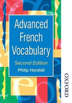 Advanced French Vocabulary - pr_275422