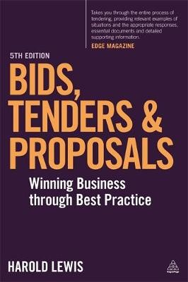 Bids, Tenders and Proposals -