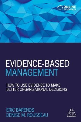 Evidence-Based Management -