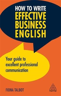 How to Write Effective Business English -