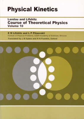 Physical Kinetics -
