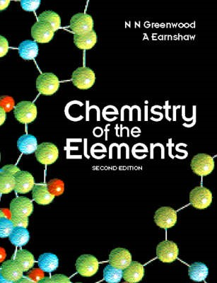 Chemistry of the Elements - pr_1579