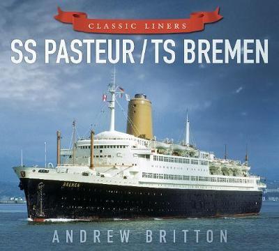 SS Pasteur/TS Bremen - pr_251421