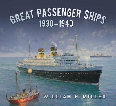 Great Passenger Ships 1930-1940 - pr_164943