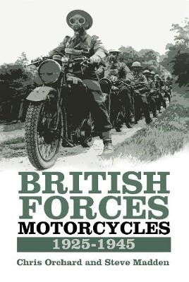 British Forces Motorcycles 1925-1945 - pr_153011