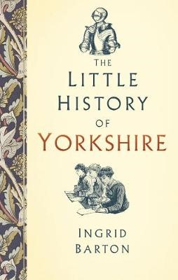 The Little History of Yorkshire - pr_179795