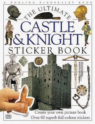 Castle & Knight Ultimate Sticker Book -