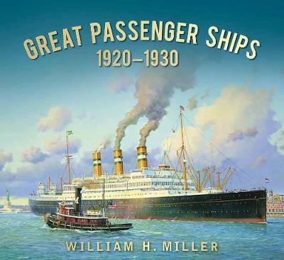 Great Passenger Ships 1920-1930 - pr_169334
