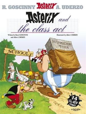 Asterix: Asterix and The Class Act - pr_177408