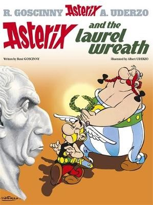 Asterix: Asterix and The Laurel Wreath -