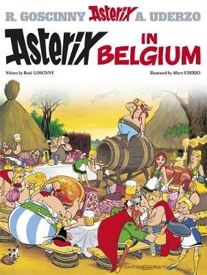 Asterix: Asterix in Belgium -