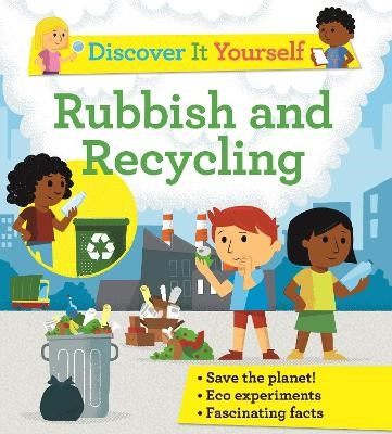 Discover It Yourself: Rubbish and Recycling - pr_1780497