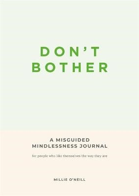Don't Bother -