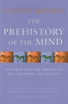 The Prehistory Of The Mind - pr_268027