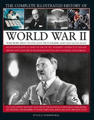 World War II, Complete Illustrated History of -
