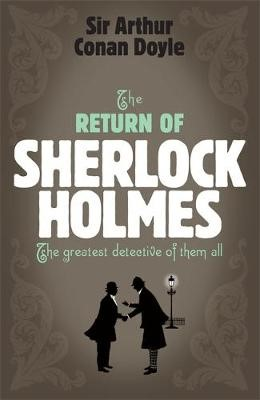 Sherlock Holmes: The Return of Sherlock Holmes (Sherlock Complete Set 6) -