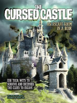 The Cursed Castle: An Escape Room in a Book - pr_1803588