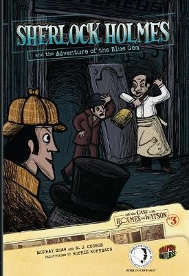 On the Case with Holmes and Watson 3: Sherlock Holmes and the Adventure of the Blue Gem - pr_1703193