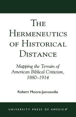 The Hermeneutics of Historical Distance - pr_294264