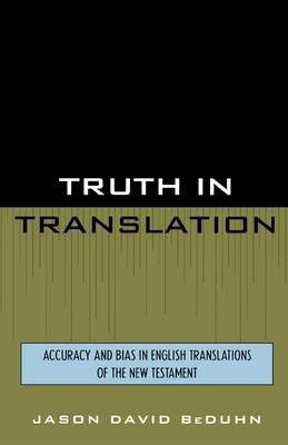Truth in Translation - pr_294284